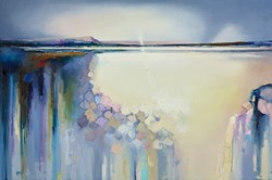 Winter Light by Anna Gammans -  sized 36x24 inches. Available from Whitewall Galleries